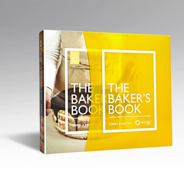 the bakes book ring binder and slip cases