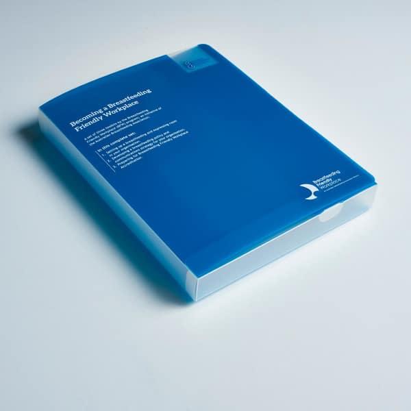 Breastfeeding Polypropylene Document Cases & Plastic Folders - KodanOZ