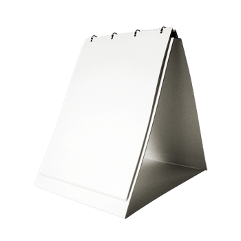 Kodan Oz Easel Binders White small2