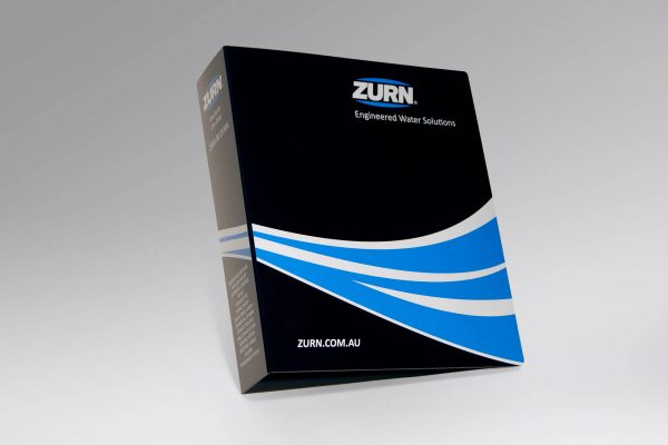 Zurn Ring Binder & Ring Folders Plus Slip Cases - KodanOZ
