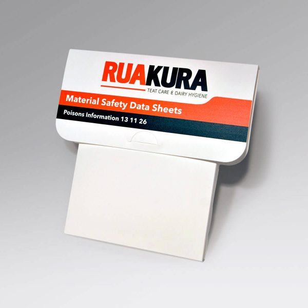 Ruakura Document Presentation Wallets, Printed & Plastic wallets - KodanOZ
