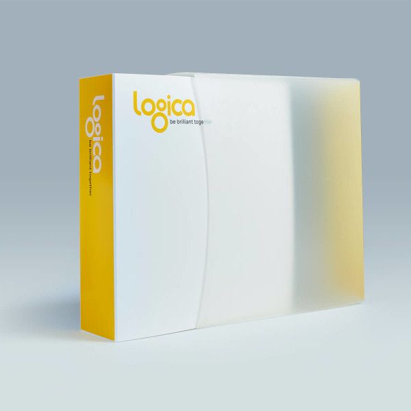 Logica - Ring Binder & Ring Folders Plus Slip Cases - KodanOZ