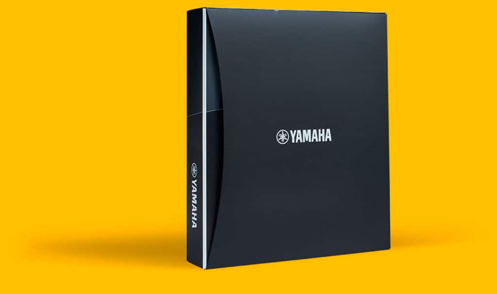 Yamaha Polypropylene Document Cases & Plastic Folders - KodanOZ