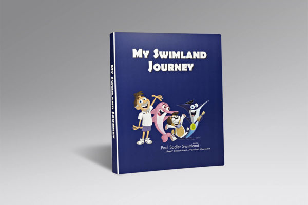 Swimland-Ring-binder