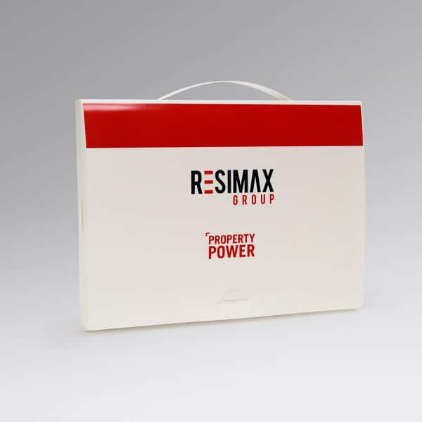 Resimax Digital Printed Document Wallets, Binders & Folders - KodanOZ