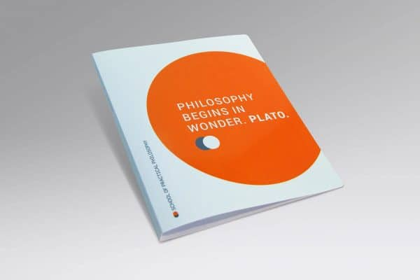 School of Philosophy Ring Folders
